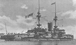 HMS <i>Majestic</i> (1895) 1895 Majestic-class battleship of the Royal Navy