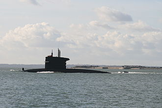 Walrus-class submarine - Image: HNLMS Dolfijn 1