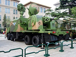 HQ-6A Air defense artillery 20170902.jpg
