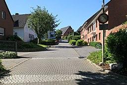 Grüner Weg in Haan