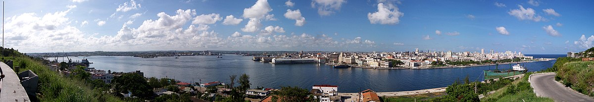 Panoramo de Havano