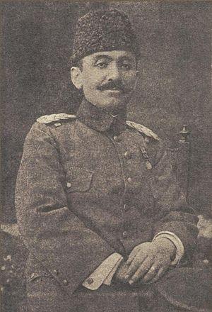 Hafiz Hakki Pasha - Image: Hafiz Hakki Pasha