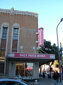 Half Price Books In Berkeley California