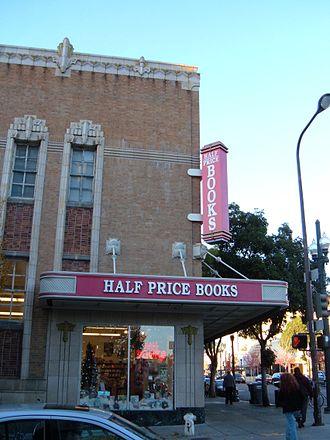 Half Price Books - Half Price Books in Berkeley, California
