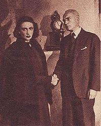 Halina Kossobudzka, Józef Maliszewski - Wielkanoc - Film nr 07 - 1946-11-15.JPG