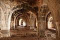 Hallway of Arches 2, Murud-Janjira.JPG