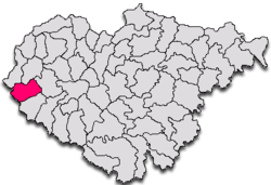 Commune Halmăşd in Sălaj County