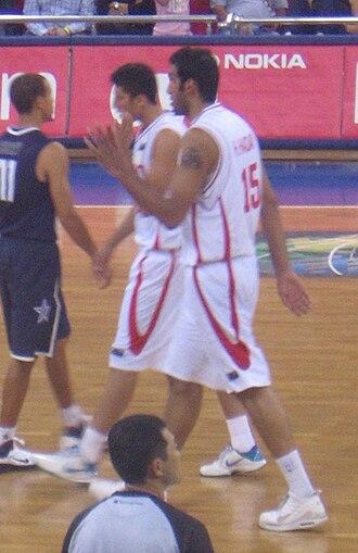 Hamed Haddadi - Haddadi playing for Iran in 2010