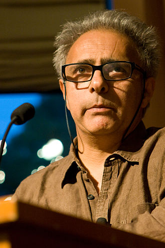 Hanif Kureishi - Hanif Kureishi speaking in the Michael C. Carlos Museum at Emory University on 8 September 2008