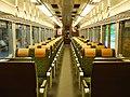 Hankyu 6300 series Kyo-train interior of car-number 5 and 6.jpg