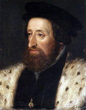 Fernando I, Emperador del Sacro Imperio Romano Germánico