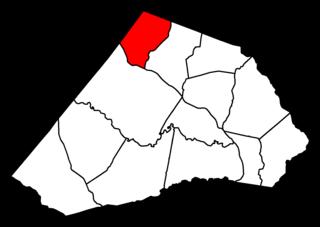 Buckhorn Township, Harnett County, North Carolina township in Harnett County, North Carolina
