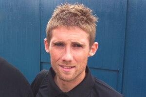 Danny Harrison (footballer) - Harrison in 2010