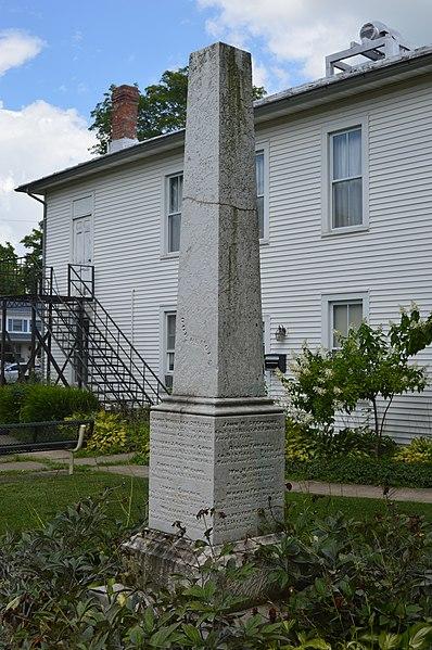File:Hartford war memorial from southwest.jpg