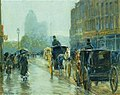 Hassam - horse-drawn-cabs-at-evening-new-york.jpg