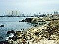 Haupthafen Tartus in El Mina (1995).jpg