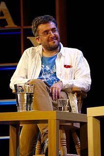 Daniel Hahn British translator, editor and writer