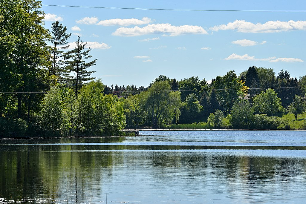 Heart Lake Conservation Area, Vaughan near Toronto, Canada