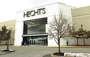 Westfield Wheaton - The old Hecht's department store