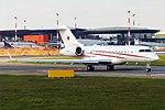 Heda Airlines Ltd, M-CCCP, Bombardier Global 5000 (44207285301).jpg