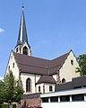 Heidelberg Wieblingen Kreuzkirche 20100721.jpg