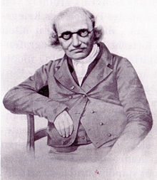 Carl Philipp Heinrich Pistor (Quelle: Wikimedia)