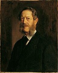 Der Dichter Anastasius Grün (alias Anton Alexander Graf von Auersperg)