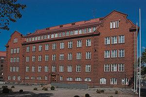 Aalto University School of Business - Image: Helsinki Chydenia
