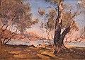 Henri Harpignies-arbres à Bealieu.jpg