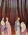 Henrietta Shore - Among the Trees - Jul 1923 Shadowland.jpg