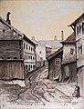 Henrik Backer - Strandgaten i Piperviken - 1921 - Oslo Museum - OB.04054.jpg