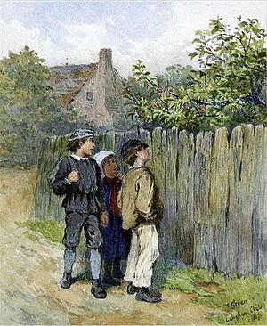 "Henry Towneley Green - ""Scrumpers"" (1867)"