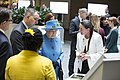 Her Majesty The Queen visit to 2 Marsham Street (22777213869).jpg