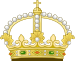 Heraldic Royal Crown of Spain (1580-c.1668).svg