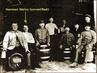 Herman Weiss - Image: Herman Weiss At Pearl Unverified