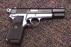 Browning Hi-Power - Browning Hi-Power Practical .40 S&W.