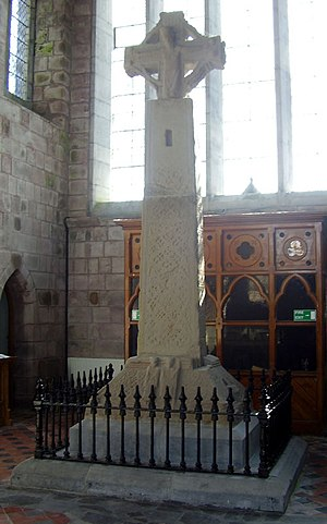 Tuam - High Cross of Tuam