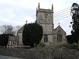 Holy Trinity Church, High Littleton