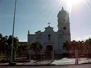 Higuerote - Iglesia de Nuestra Señora del Carmen church