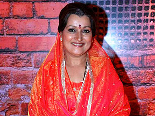 Himani Shivpuri Indian actress
