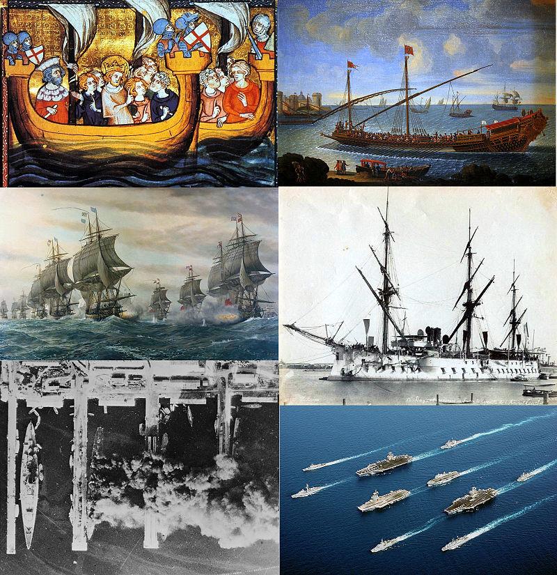 1846edc8edf2b Histoire de la marine française depuis 1789 - Wikiwand
