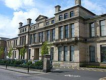 Historic Scotland offices, Salisbury Place, Edinburgh.JPG