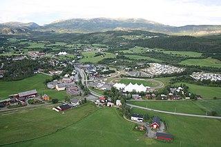 Høylandet Municipality in Trøndelag, Norway