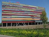 Hogeschool Utrecht in de zon.jpg