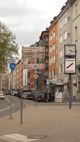 Hoher Wall in Dortmund