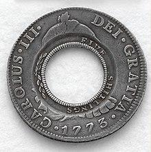 Holey Dollar