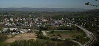 Hollidaysburg Pennsylvania skyline.jpg