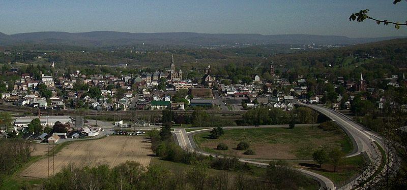 File:Hollidaysburg Pennsylvania skyline.jpg