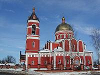 Holy Trinity Church in Karabanovo.JPG
