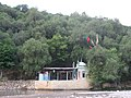 Home of Hazrat Barri Imam located on the bank of Haro River.jpg